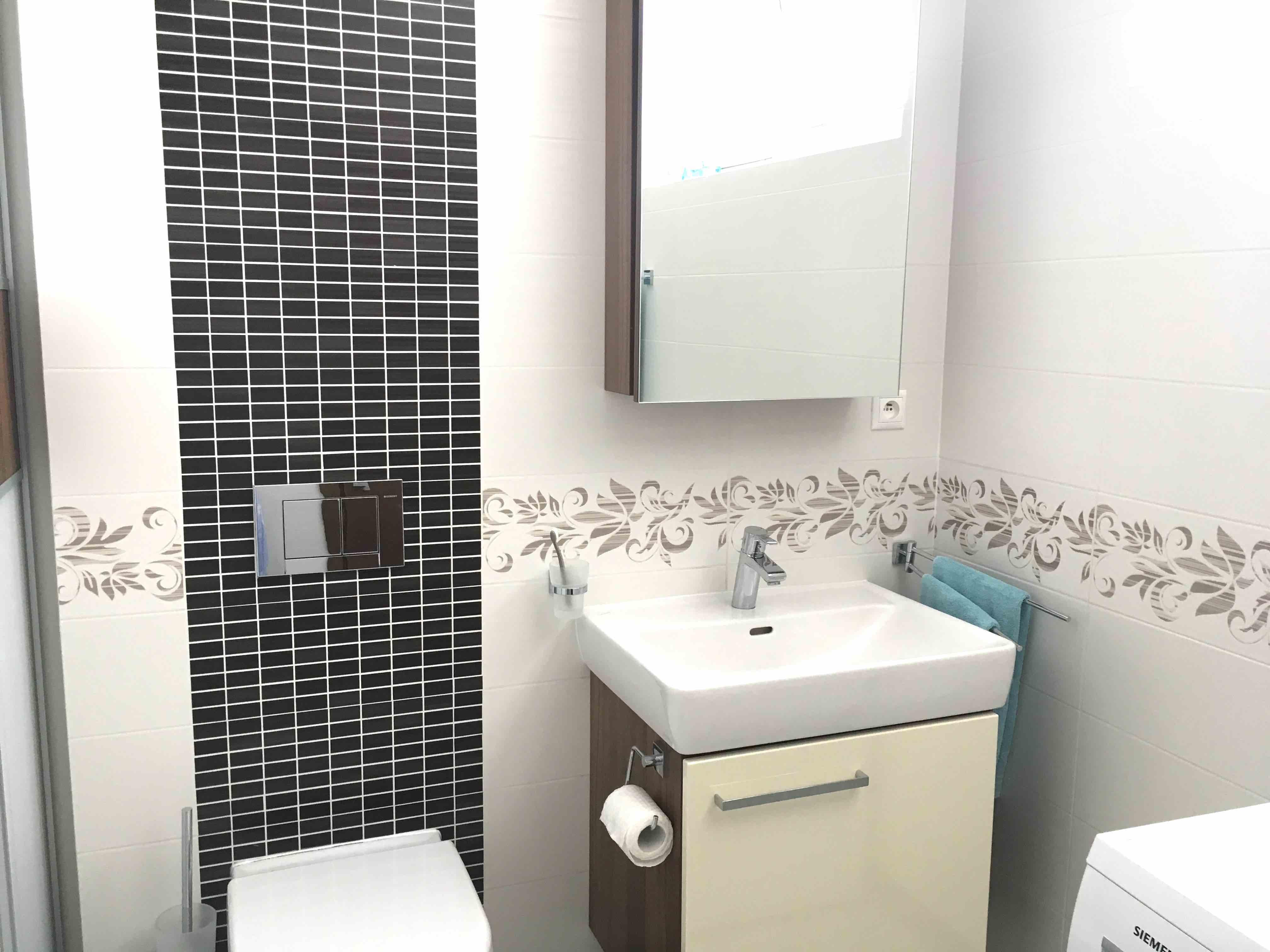 WC sprcha
