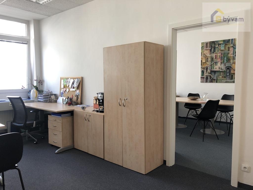Prenájom 40 m2 kancelárie, Miletičova ul., parkovanie